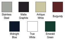 ILVE - Ventilation_Colors
