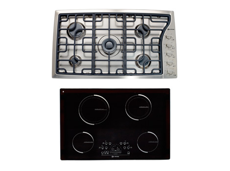 Verona Gas And Electric Cooktops