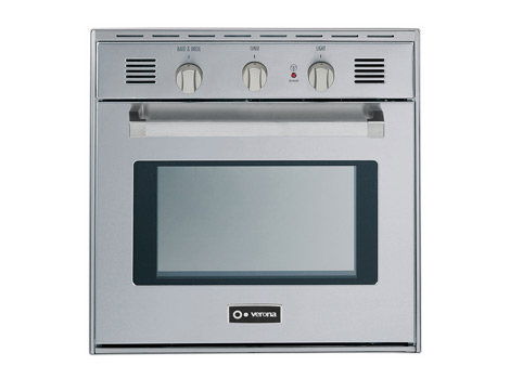 Verona Gas Built-in Oven