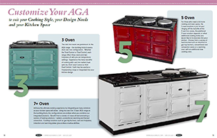 Customize Your Aga