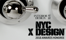 NYC X Design Award